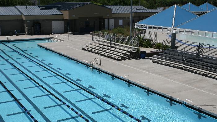 Pool Deck Bomanite