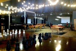 City Beach - Game Room