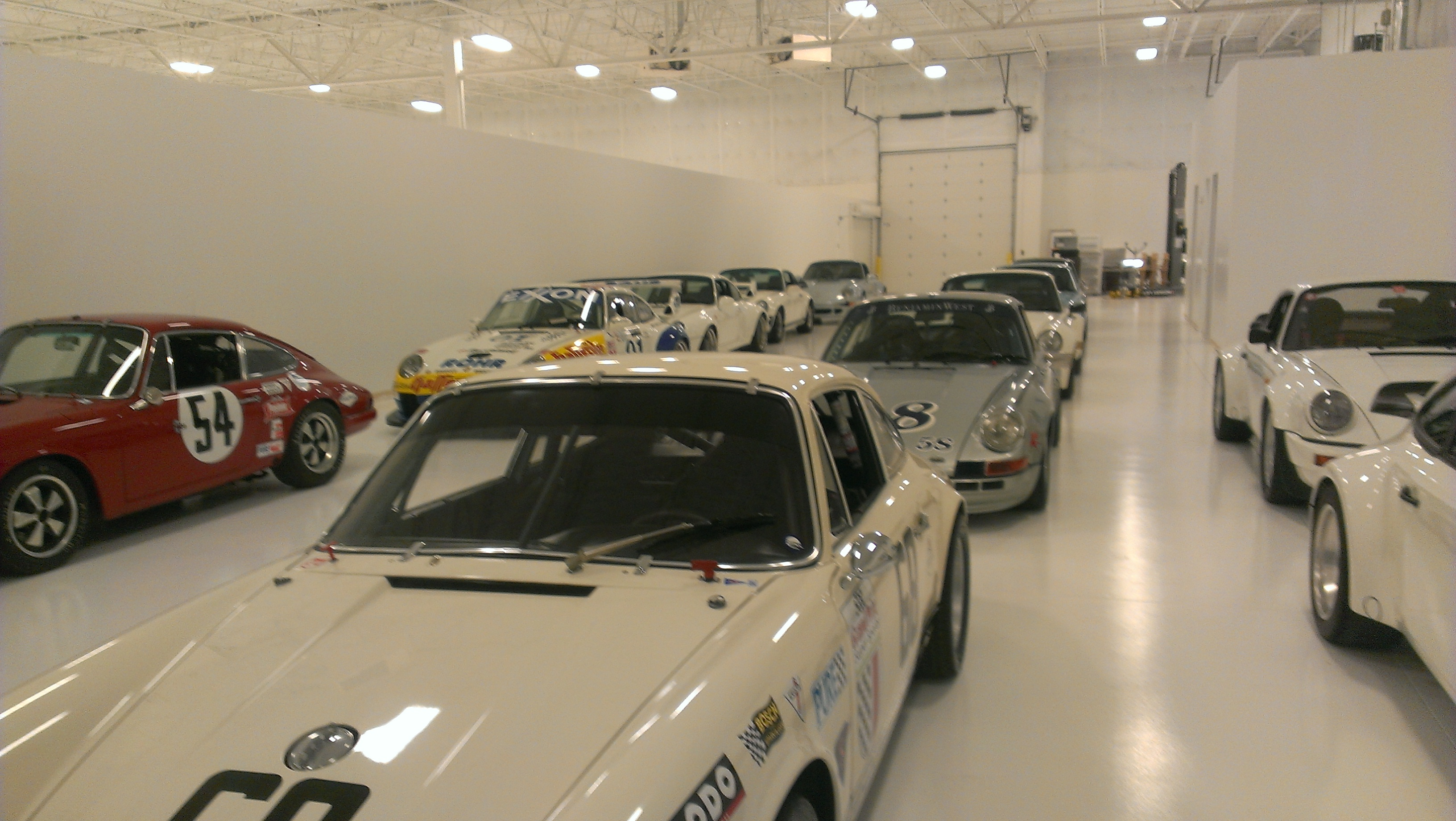 Top 100 Garages Of All Time
