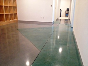 Interior Polished Concrete