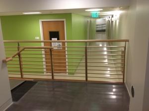 Educational Center Polished Concrete Floor