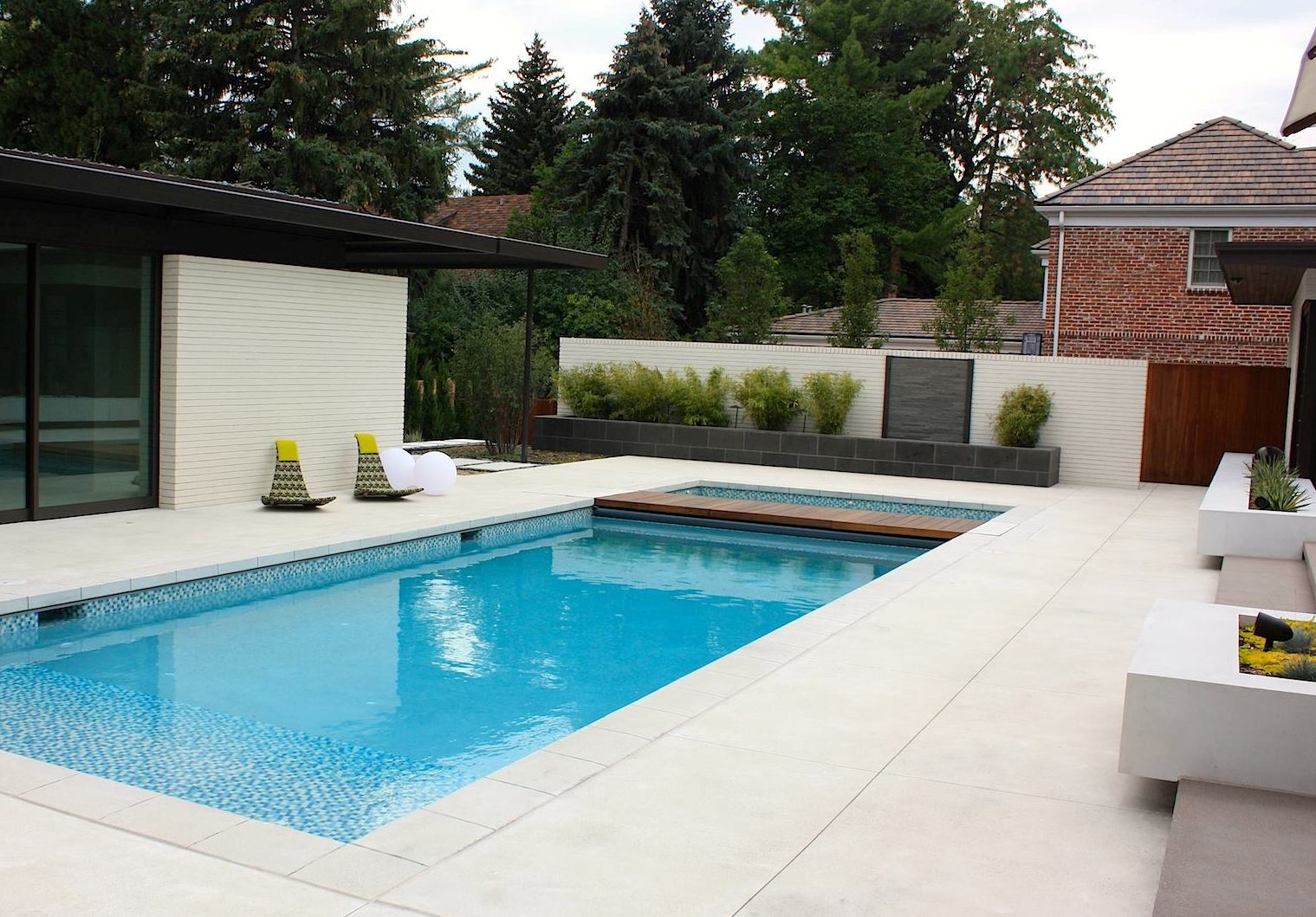 Sealing exposed aggregate pool deck - Bomanite Exposed Aggregate Sandscape Refined