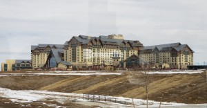 Gaylord Rockies Resort and Convention Center creates rustic coloradan inspired environment with Bomanite Systems