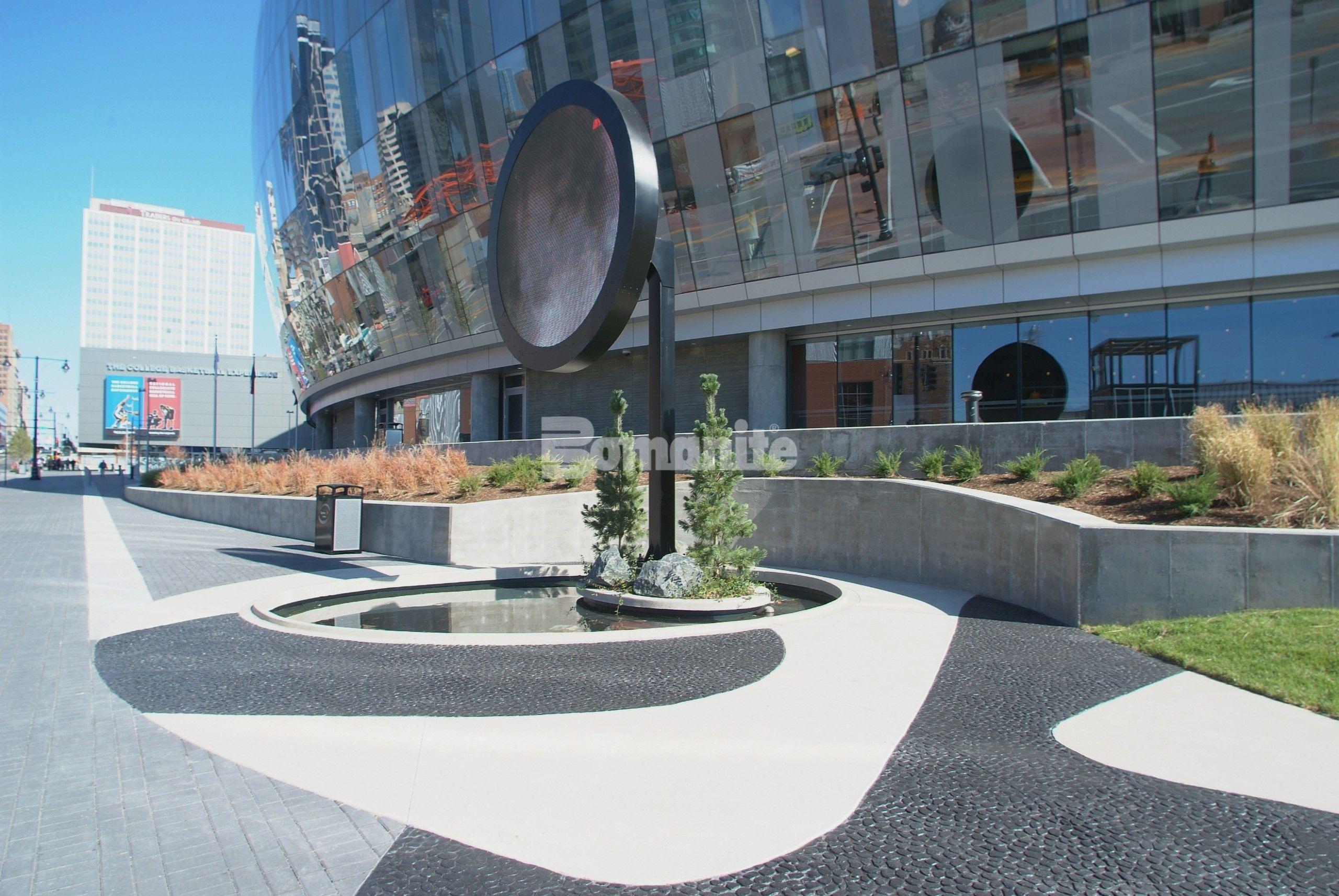 Sprint-Center-Moon-Plaza-M-and-H-Bomanite-Sandscape-and-La-Paz-Stone-6